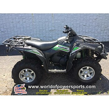 2017 Kawasaki Brute Force 750 4x4i EPS for sale 200636677