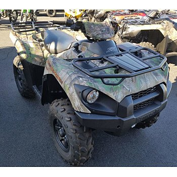 2017 Kawasaki Brute Force 750 4x4i EPS Camo for sale 200707450