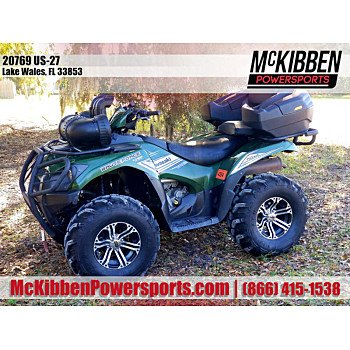 2017 Kawasaki Brute Force 750 4x4i for sale 200854241