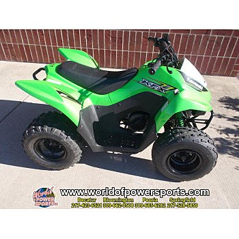 2017 Kawasaki KFX90 for sale 200636662