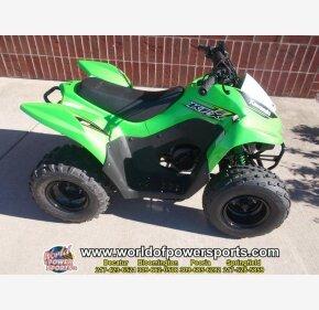 2017 Kawasaki KFX90 for sale 200636662
