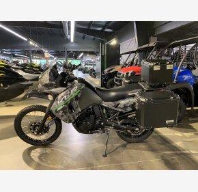 2017 Kawasaki KLR650 for sale 200726369