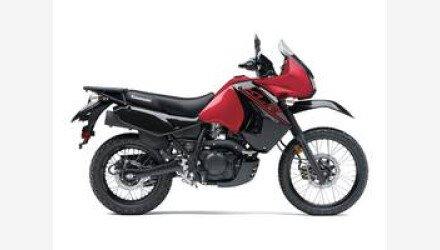 2017 Kawasaki KLR650 for sale 200812623