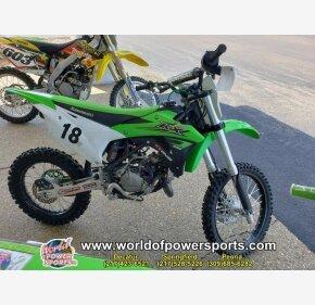2017 Kawasaki KX100 for sale 200636666