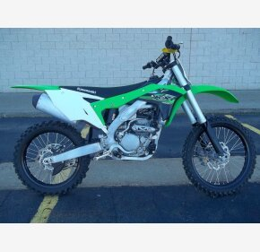 2017 Kawasaki KX250F for sale 200556028