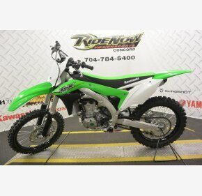 2017 Kawasaki KX450F for sale 200599673