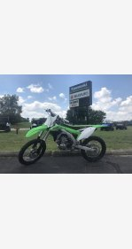 2017 Kawasaki KX450F for sale 200605413