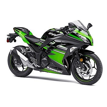 2017 Kawasaki Ninja 300 for sale 200496147