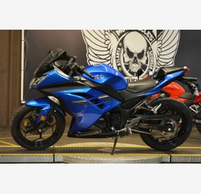 2017 Kawasaki Ninja 300 for sale 200609721