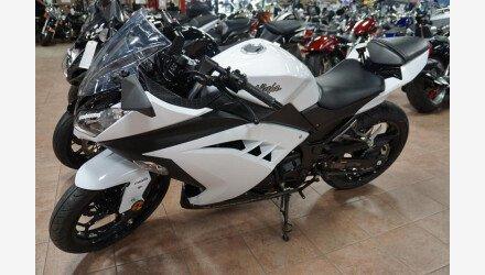 Kawasaki Ninja 300 Motorcycles For Sale Motorcycles On