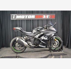 2017 Kawasaki Ninja 300 ABS for sale 200766663