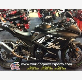 2017 Kawasaki Ninja 300 ABS for sale 200777229