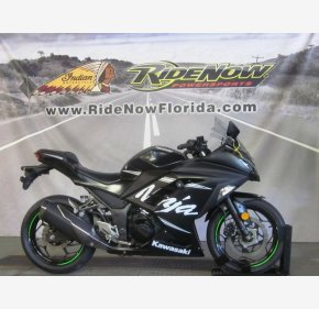 2017 Kawasaki Ninja 300 ABS for sale 200784994