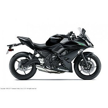 2017 Kawasaki Ninja 650 ABS for sale 200473281