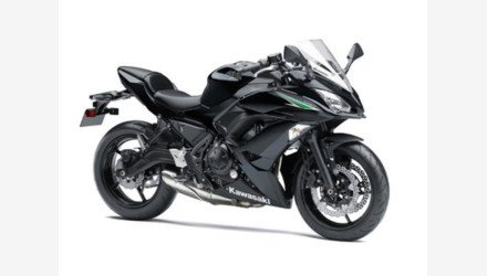 2017 Kawasaki Ninja 650 for sale 200650700