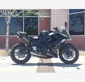 2017 Kawasaki Ninja 650 ABS for sale 200934288