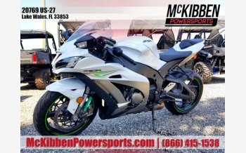 2017 Kawasaki Ninja ZX-10R for sale 200927138
