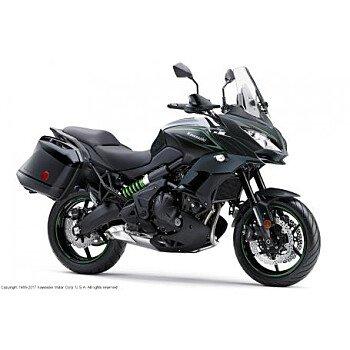 2017 Kawasaki Versys 650 ABS for sale 200584818