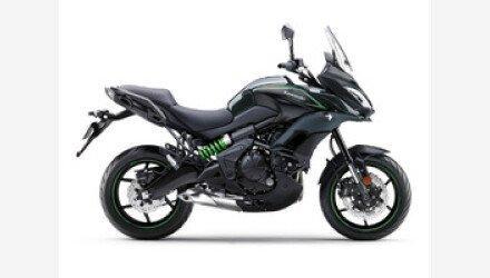2017 Kawasaki Versys 650 ABS for sale 200554822