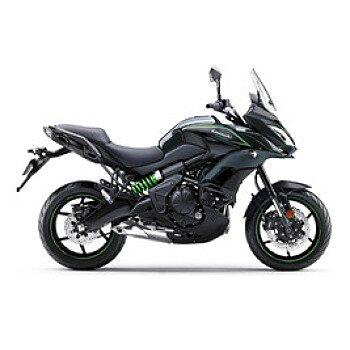 2017 Kawasaki Versys 650 ABS for sale 200555281