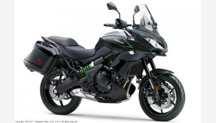 2017 Kawasaki Versys 650 ABS for sale 200584648