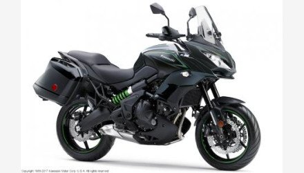 2017 Kawasaki Versys 650 ABS for sale 200584818