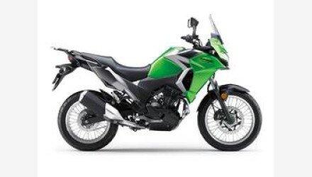 2017 Kawasaki Versys 300 X ABS for sale 200650233
