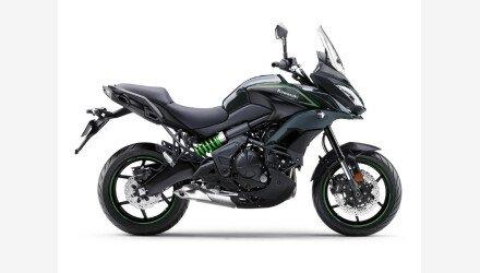 2017 Kawasaki Versys 650 ABS for sale 200676812