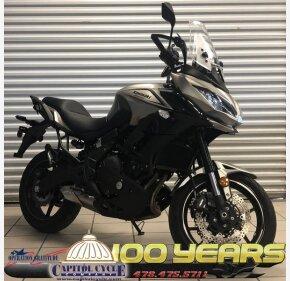 2017 Kawasaki Versys 650 ABS for sale 200754562