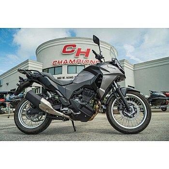2017 Kawasaki Versys 300 X ABS for sale 200773695
