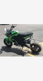 2017 Kawasaki Z125 Pro for sale 200601874