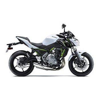 2017 Kawasaki Z650 for sale 200555165