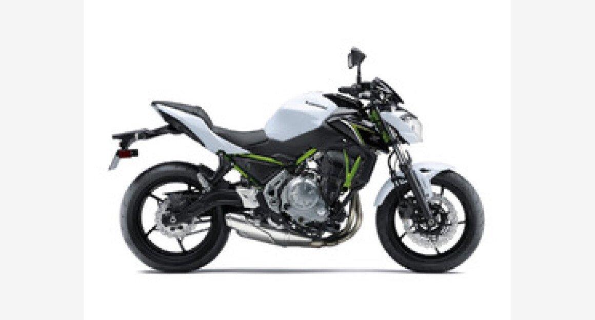 2017 Kawasaki Z650 for sale 200561984