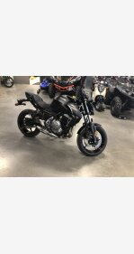 2017 Kawasaki Z650 for sale 200540302