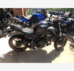 2017 Kawasaki Z650 ABS for sale 200553262