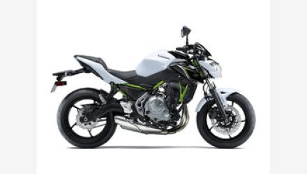 2017 Kawasaki Z650 for sale 200554883