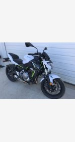2017 Kawasaki Z650 for sale 200587858