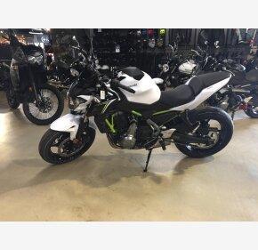 2017 Kawasaki Z650 for sale 200600203