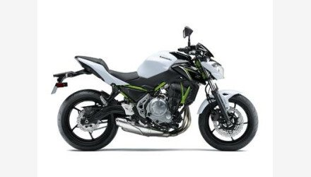 2017 Kawasaki Z650 for sale 200631588