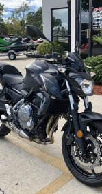 2017 Kawasaki Z650 for sale 200645628