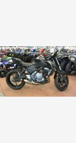2017 Kawasaki Z650 for sale 200661700
