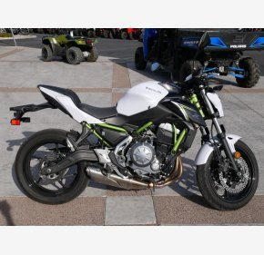 2017 Kawasaki Z650 ABS for sale 200688590