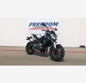 2017 Kawasaki Z650 ABS for sale 200808875