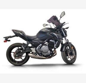 2017 Kawasaki Z650 ABS for sale 200836784