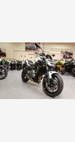 2017 Kawasaki Z650 ABS for sale 200890552