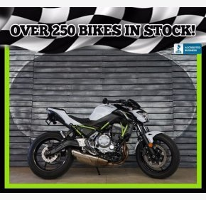 2017 Kawasaki Z650 ABS for sale 200900901