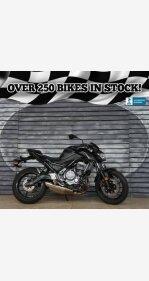 2017 Kawasaki Z650 ABS for sale 200912579