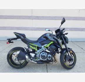 2017 Kawasaki Z900 ABS for sale 200553504