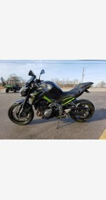 2017 Kawasaki Z900 for sale 200721827