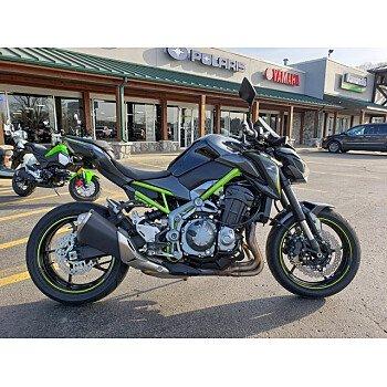 2017 Kawasaki Z900 for sale 200721827